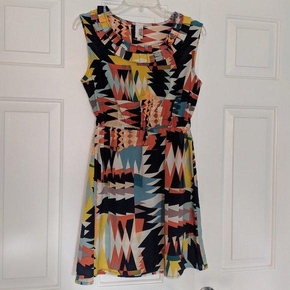 Francesca's Collections Dresses & Skirts - Francesca's Collection Birdcage Label dress S